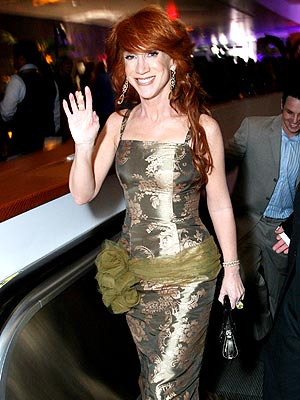 MOVING ON UP photo | Kathy Griffin