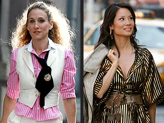 Cashmere Mafia: Is Lucy Liu the New Carrie Bradshaw? | Lucy Liu, Sarah Jessica Parker