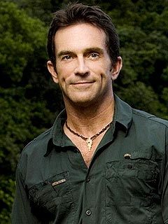Jeff Probst Celebrates Emmy with New Survivor