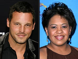 Grey's Cast Members: Justin Chambers 'Doing Just Fine' | Chandra Wilson, Justin Chambers