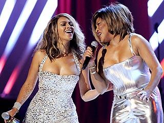 Aretha at Grammys: Not Feeling the R-E-S-P-E-C-T| Grammy Awards 2008, Individual Class, Aretha Franklin, Beyonce Knowles