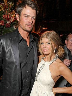 QUICK CHANGE photo | Fergie, Josh Duhamel