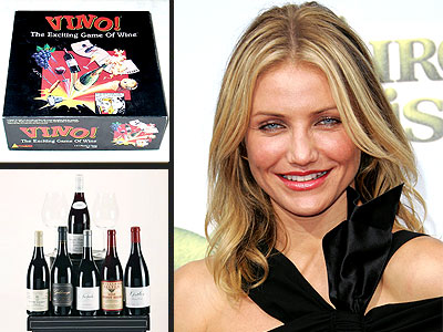 THE A-LIST DRINKING GAME photo | Cameron Diaz