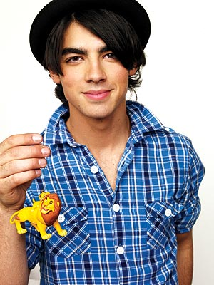 HEAR HIM ROAR photo | Joe Jonas