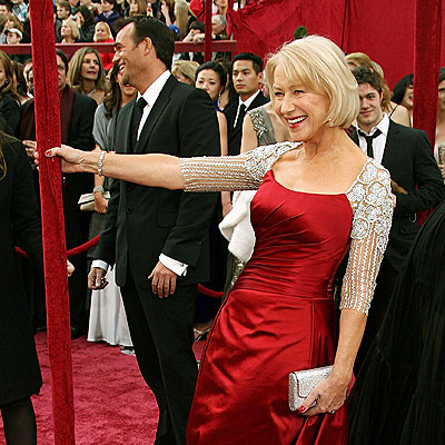 POLE POSITION photo | Helen Mirren