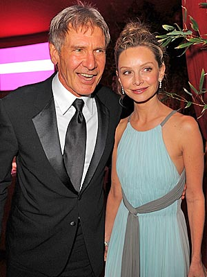 FAN CLUB  photo | Calista Flockhart, Harrison Ford