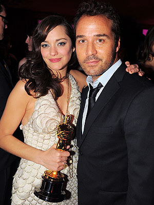 TIME TO CELEBRATE  photo | Jeremy Piven, Marion Cotillard