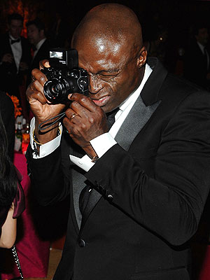 OH, SHOOT! photo | Seal