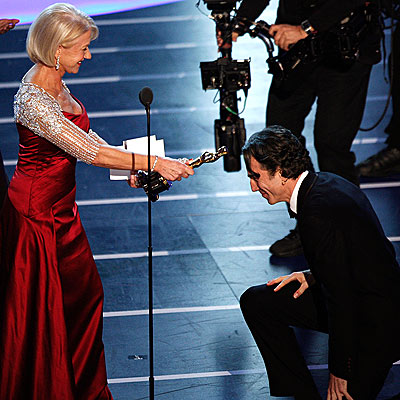  photo | Daniel Day-Lewis, Helen Mirren