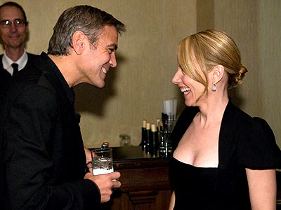 PARTY BOY photo | Amy Ryan, George Clooney