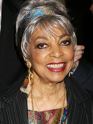 Ruby Dee Stars in America