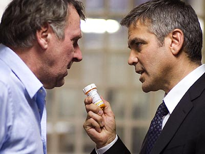 MICHAEL CLAYTON photo | George Clooney, Tom Wilkinson