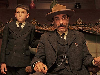 THERE WILL BE BLOOD photo   Daniel Day-Lewis