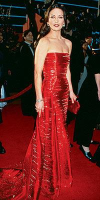 1999: CATHERINE ZETA JONES  photo   Catherine Zeta-Jones