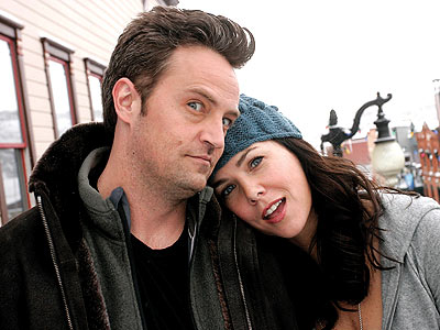 LEAN ON ME photo | Lauren Graham, Matthew Perry