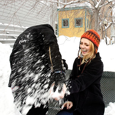 SNOW JOB photo | Mischa Barton