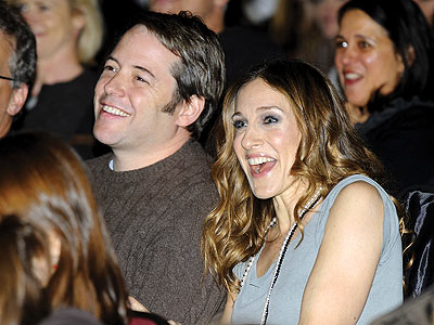 A COUPLE OF SPECTATORS photo | Matthew Broderick, Sarah Jessica Parker