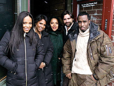 PARKA CITY photo | Audra McDonald, John Stamos, Phylicia Rashad, Sanaa Lathan, Sean \P. Diddy\ Combs