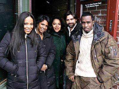 PARKA CITY photo | Audra McDonald, John Stamos, Phylicia Rashad, Sanaa Lathan, Sean \P. Diddy\ Combs