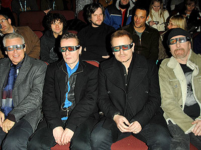 CONNECT FOUR photo | U2, Adam Clayton, Bono, Larry Mullen Jr., The Edge