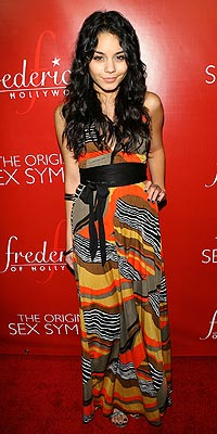 LONG DRESSES photo | Vanessa Anne Hudgens