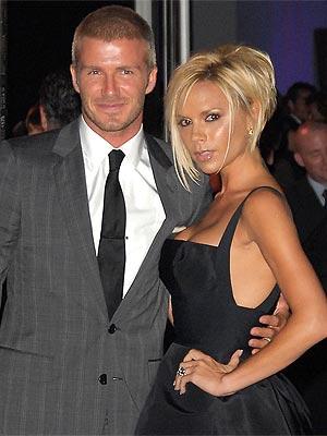 David & Victoria Beckham photo | David Beckham, Victoria Beckham