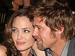 Hottest Celebrity Couples | Angelina Jolie, Brad Pitt