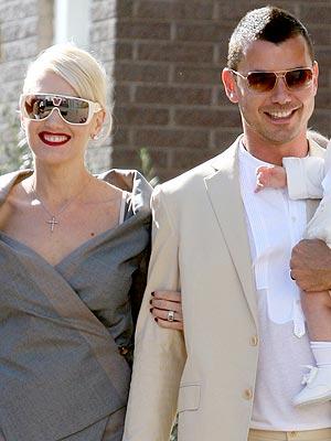 Gwen Stefani & Gavin Rossdale  photo | Gavin Rossdale, Gwen Stefani