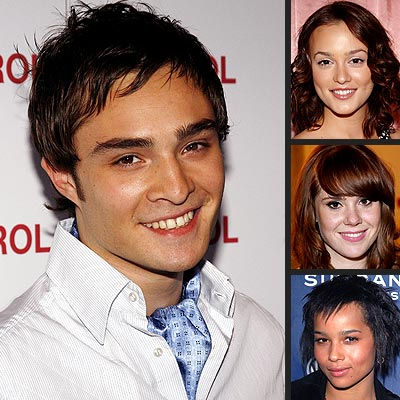 ED WESTWICK, 20 photo | Ed Westwick, Kate Nash, Leighton Meester, Zoe Kravitz