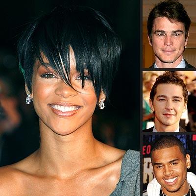 The gallery for --> Rihanna Josh Hartnett