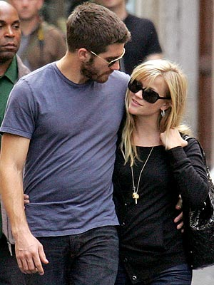 REESE WITHERSPOON & JAKE GYLLENHAAL photo | Jake Gyllenhaal, Reese Witherspoon