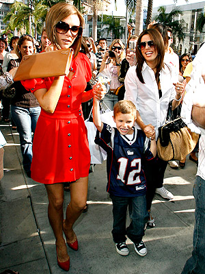 RODEO DROVES photo | Eva Longoria, Victoria Beckham