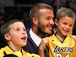 The Beckham Boys: The Coolest Guys in Town | David Beckham