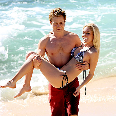 BEACH PATROL photo | Heidi Montag, Spencer Pratt