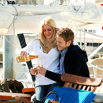 YADDA YADDA YACHT-A photo | Heidi Montag, Spencer Pratt