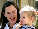 Hollywood's Second Babies Boom! | Jennifer Garner, Violet Affleck