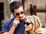 Shh! Not-So-Secret Couples Who Intrigued Us | Jake Gyllenhaal, Reese Witherspoon