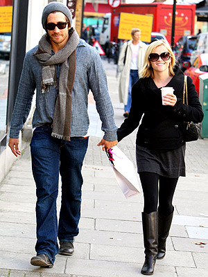 REESE & JAKE photo | Jake Gyllenhaal, Reese Witherspoon