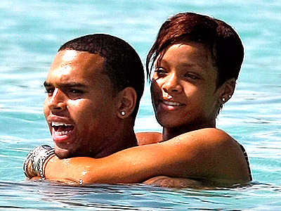 RIHANNA & CHRIS photo | Chris Brown, Rihanna