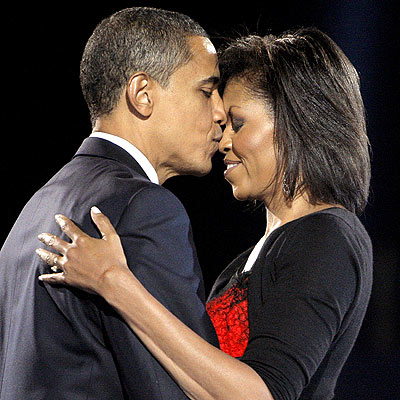 THE FIRST COUPLE photo | Barack Obama, Michelle Obama