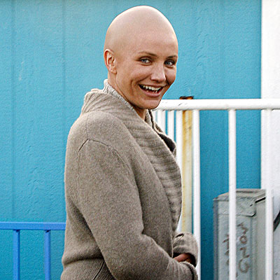 HAIR BE GONE! photo | Cameron Diaz