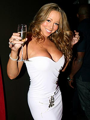 BUBBLY NEW YEAR photo | Mariah Carey