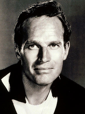 CHARLTON HESTON photo | Charlton Heston