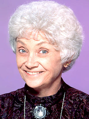 ESTELLE GETTY photo | Estelle Getty
