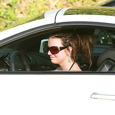 DRIVE THRU photo | Britney Spears