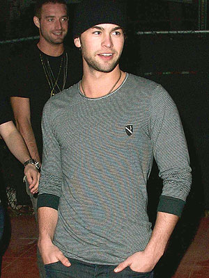 NON-STOP PARTY photo | Chace Crawford