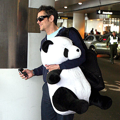 ANIMAL CROSSING photo | Johnny Knoxville