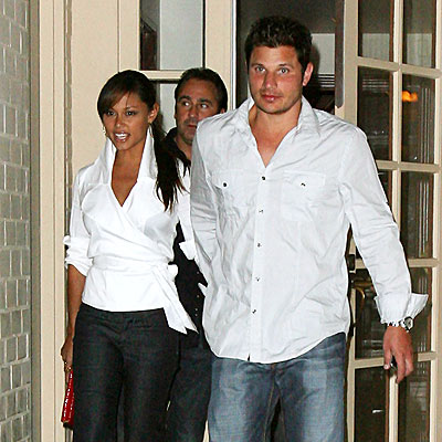 MATCH ME IF YOU CAN photo | Nick Lachey, Vanessa Minnillo