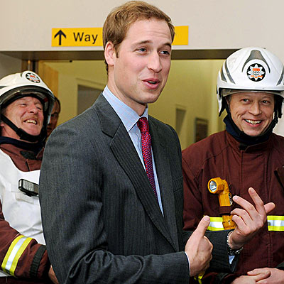 PRESIDENTIAL VISIT photo | Prince William