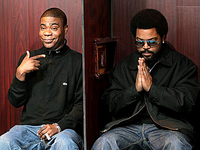 LET US PLAY photo | Ice Cube, Tracy Morgan